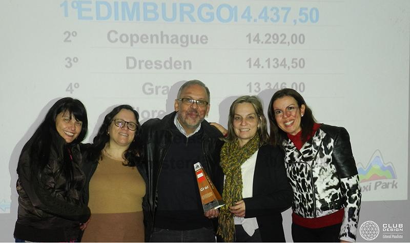 Andrea Bastos , Shirley Vaz, Manoel Carlos, Lilian Diniz, Regiane Lopes