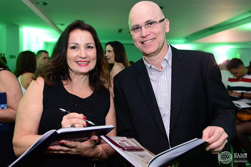 Lucia Navajas e Daniel Proença