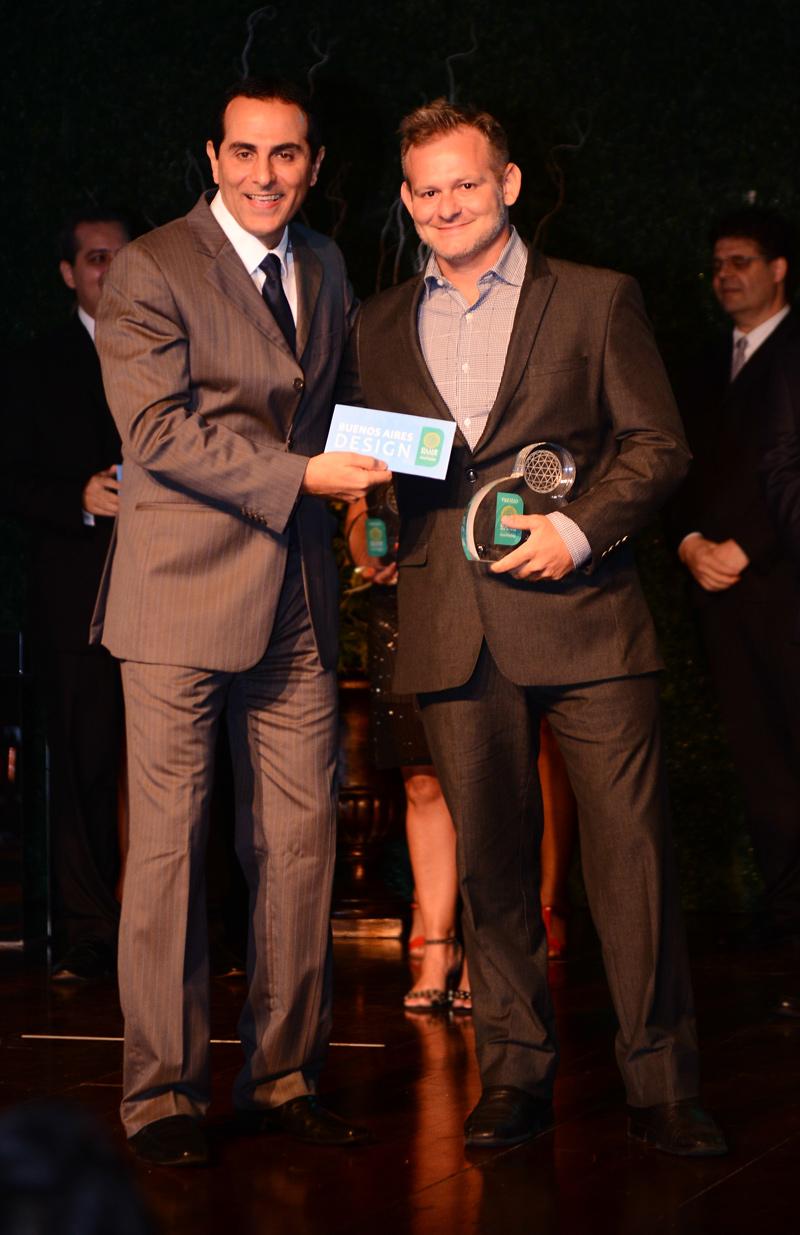 Fauzi Rahim e Felipe Torelli