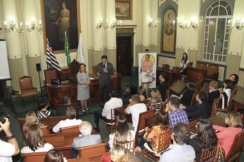 Da. Maria Ignêz Barbosa e Sr. Rogerio Pereira dos Santos