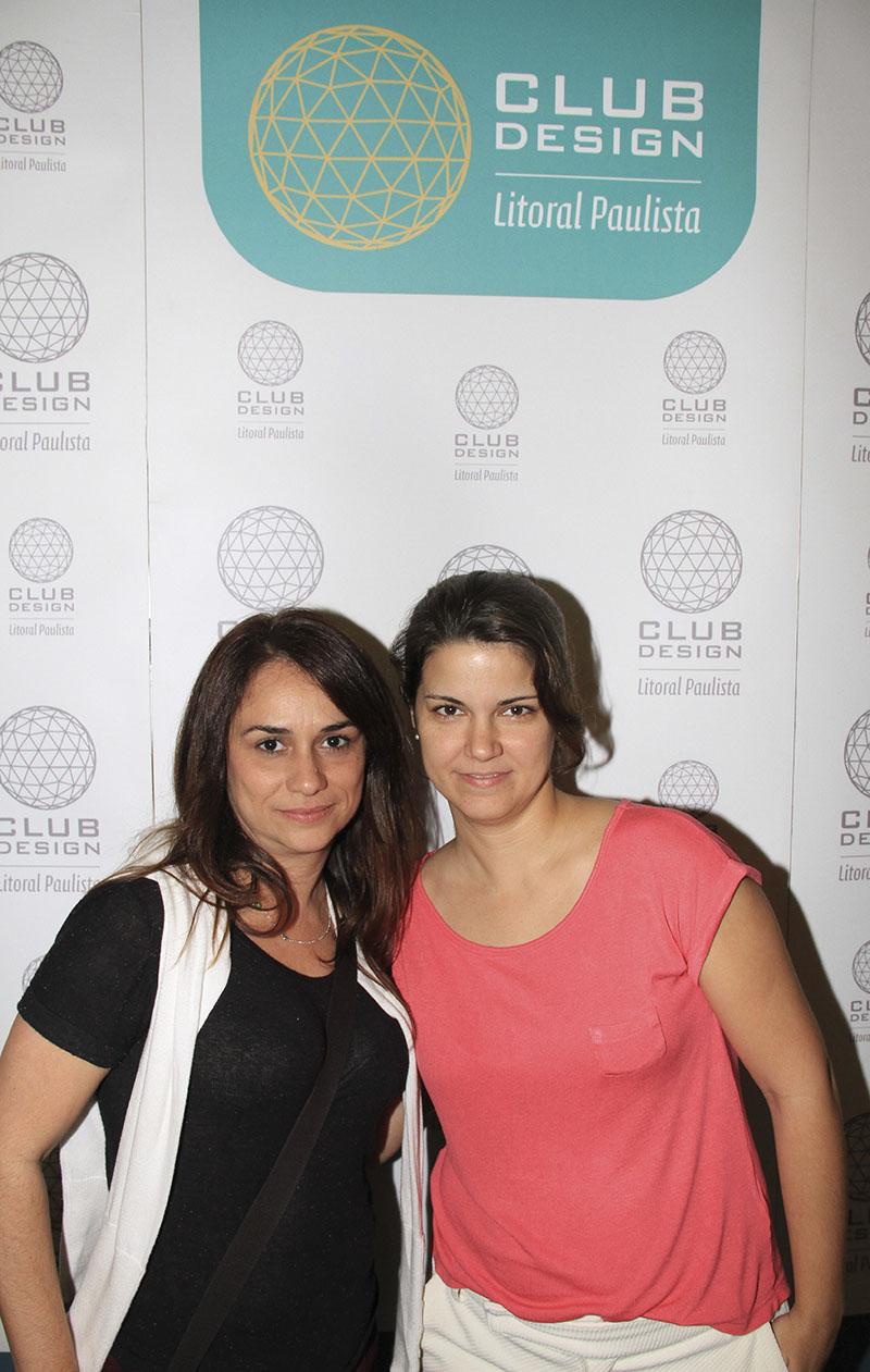 Luciana Pinheiro e Roberta Sales