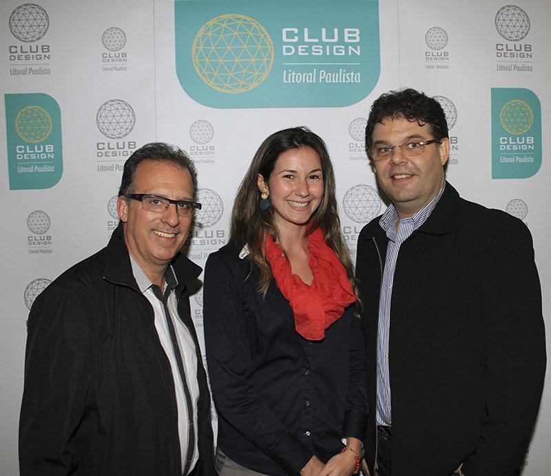 Alvaro Guillermo, Bianca Catalan e Sérgio Bonito