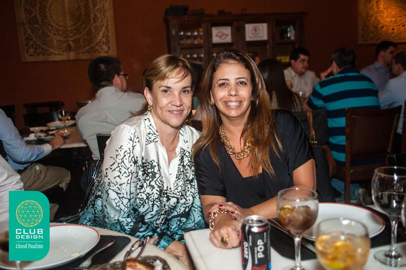 Irene Torre e Juliana Abad