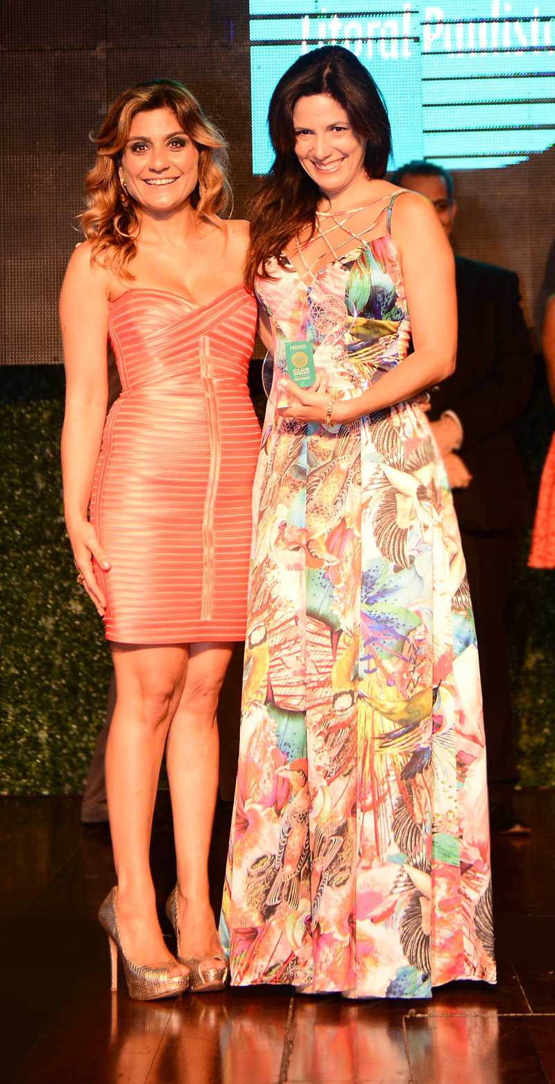 Lola Assaf e Carla Arigón Felippi