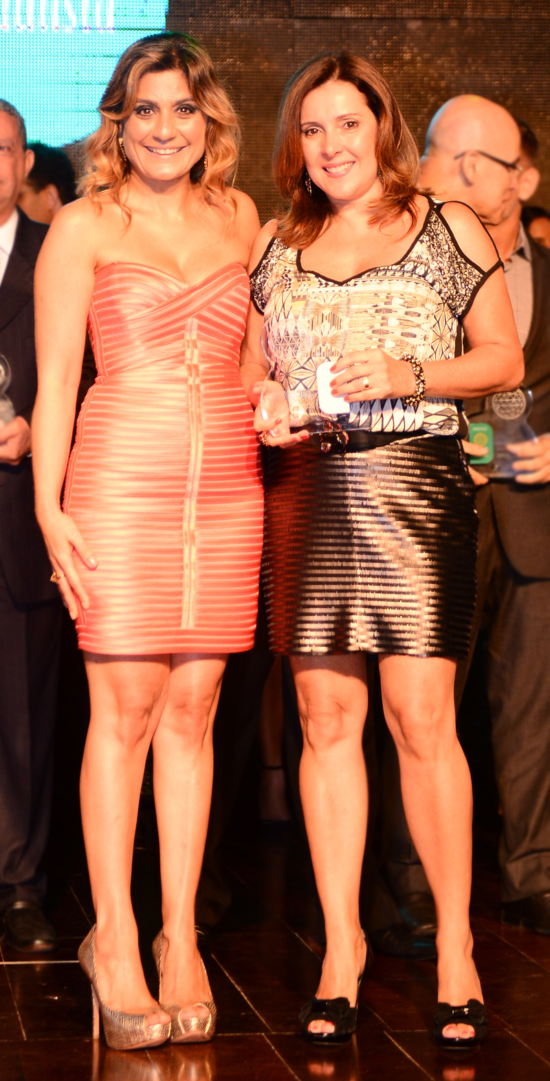 Lola Assaf e Melba Nadais Aidar