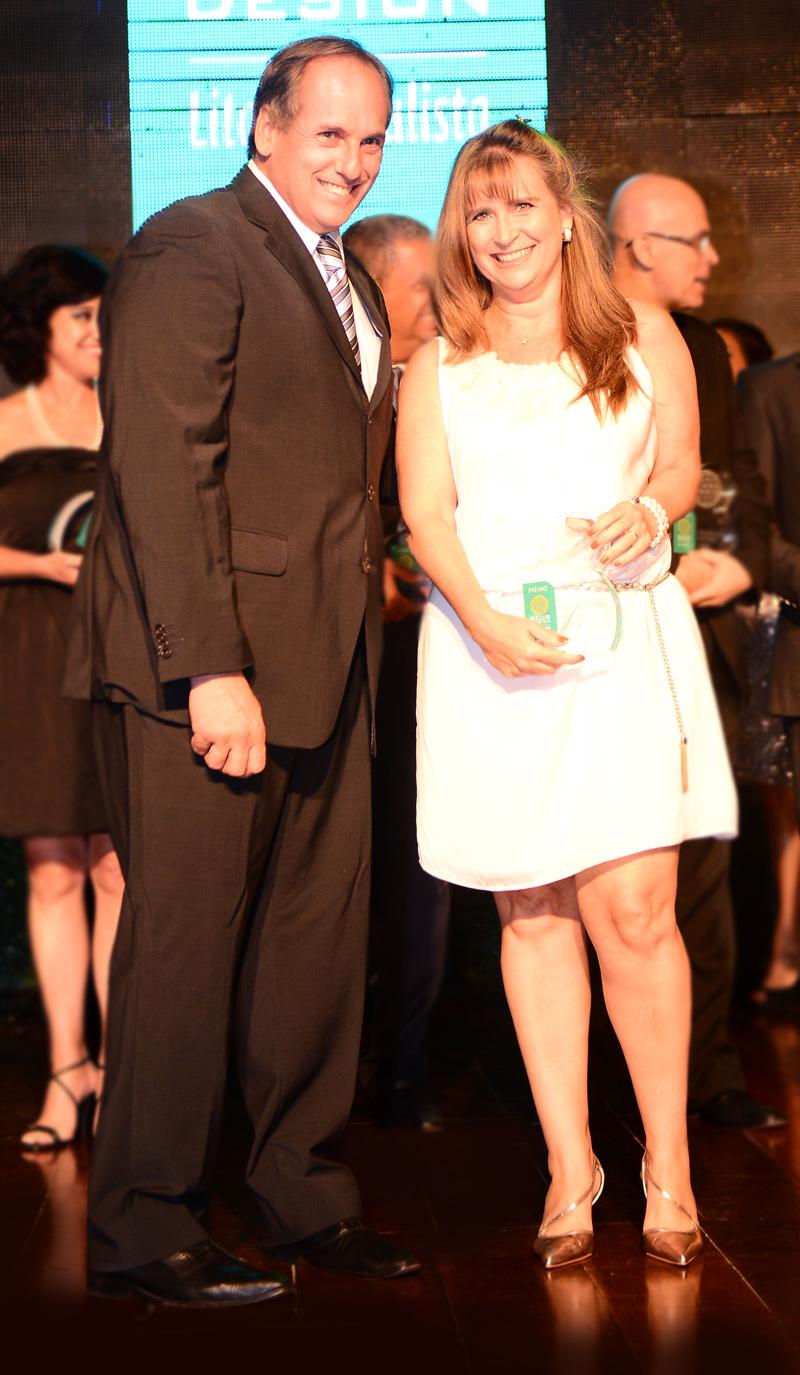 Marcio Barbuy e Renata Guimarães de Melo