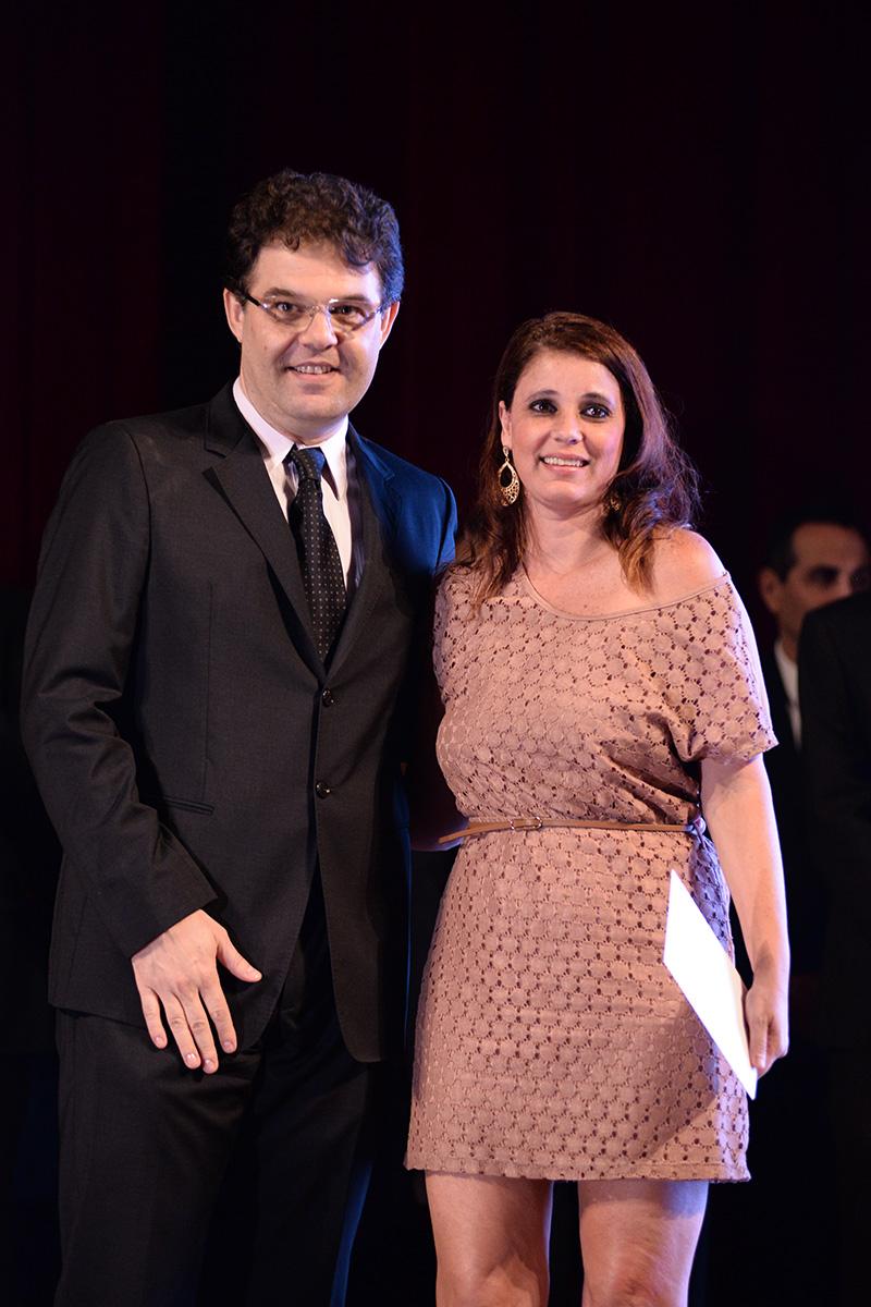 Sergio Bonito e Priscila Ferramenta da Silva