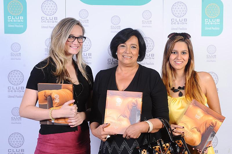 Nathalia Cardoso, Helenice Cardoso e Isabela Cardoso
