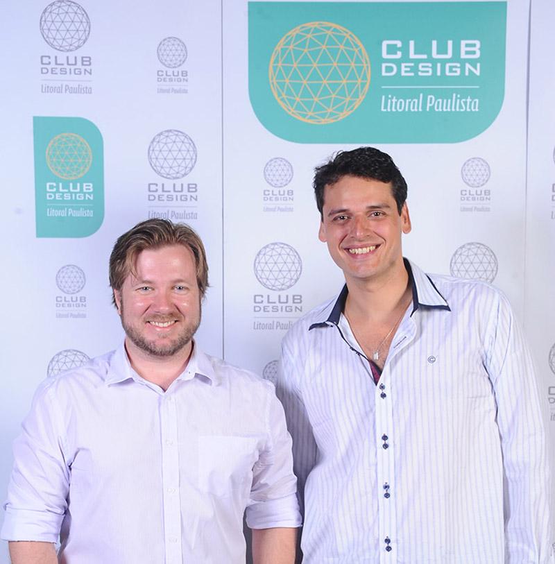 Lucas Faconti e Leo Devezas