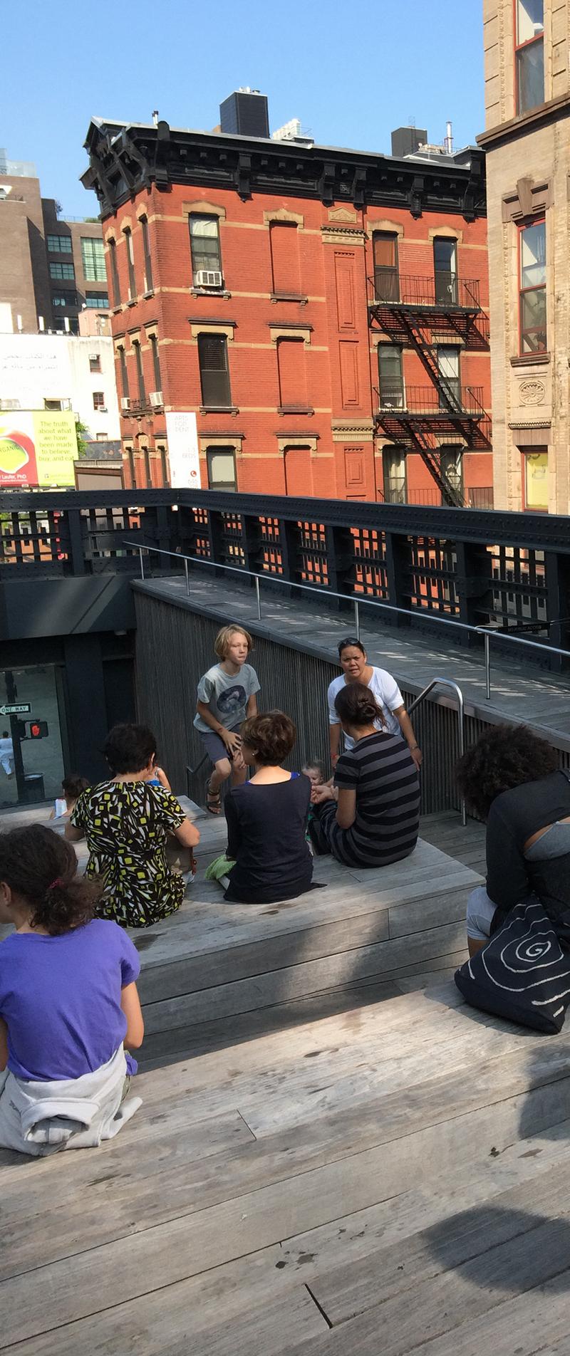Post 4 - High Line, New York
