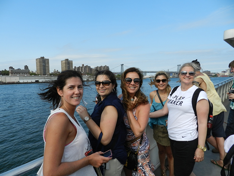 Post 5 - travessia entre Manhattan e Staten Island
