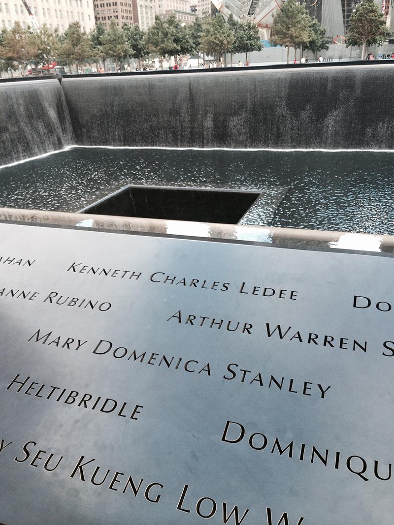 Post 6 - memorial 11 de setembro