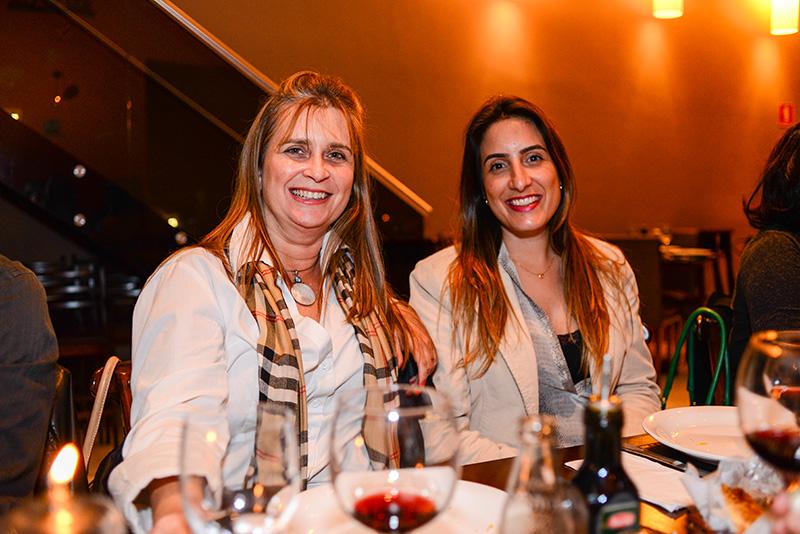 Renata Guimarães, Luana Segatto