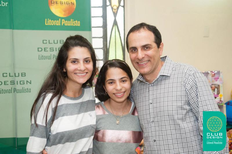 Samia Rahim, Hanna Rahim e Fauzi Rahim