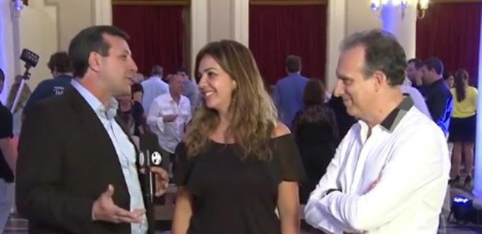 Programa Pedro Alcântara entrevista Adriana Paiva e Alvaro Guillermo