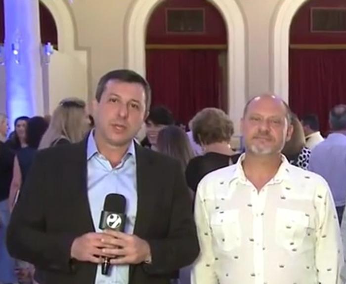 Jornalista Pedro Alcântara entrevista Carlos Pardal